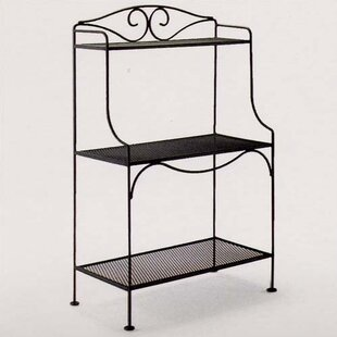 Shopping for Classic Wrought Iron Baker's Rack Great price