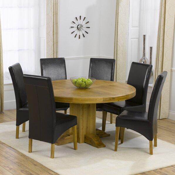 home etc essgruppe garda mit 6 st hlen bewertungen. Black Bedroom Furniture Sets. Home Design Ideas