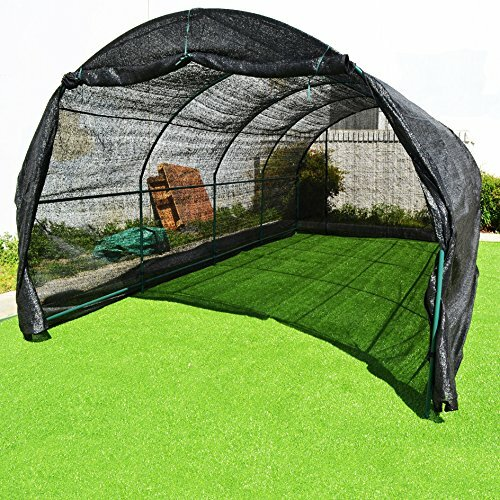 10 Ft. W x 20 Ft. D Outdoor Gardening Commercial Greenhouse by Sunrise Outdoor LTD