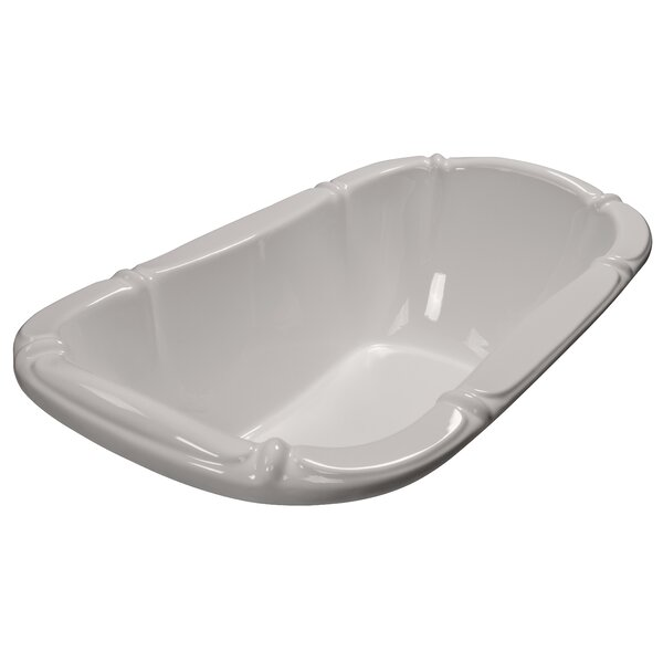 69 x 39 Air Bathtub by American Acrylic