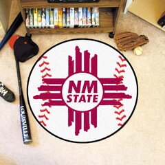 NCAA New Mexico State University Baseball Mat by FANMATS
