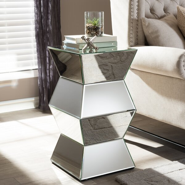 Baxton Studio Sakina End Table by Wholesale Interiors