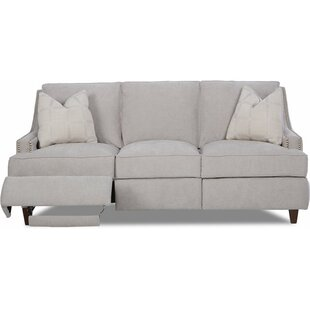 Tricia Power Hybrid Reclining Sofa Wayfair Custom Upholstery?