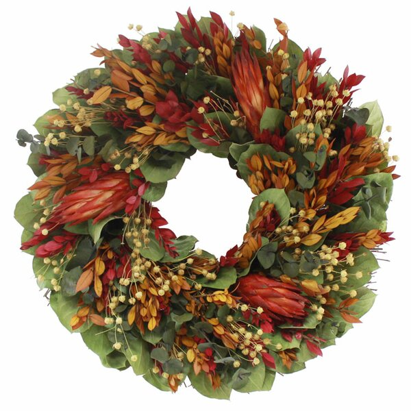 16 Natural Element Wreath by Andover Mills