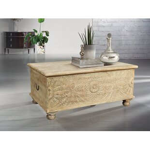 Buena Park Coffee Table with Storage