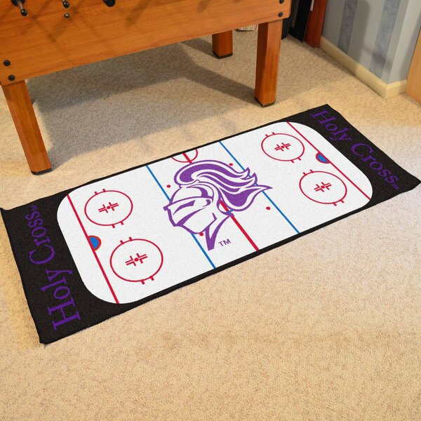 College of the Holy Cross Doormat by FANMATS