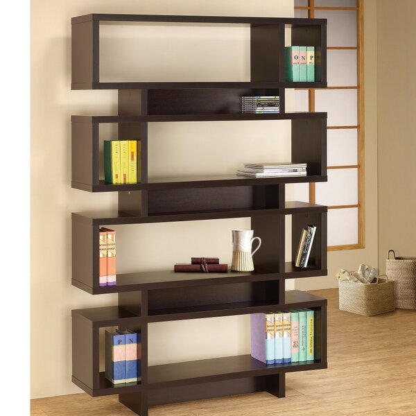 Dinan Wooden Standard Bookcase by Corrigan Studio