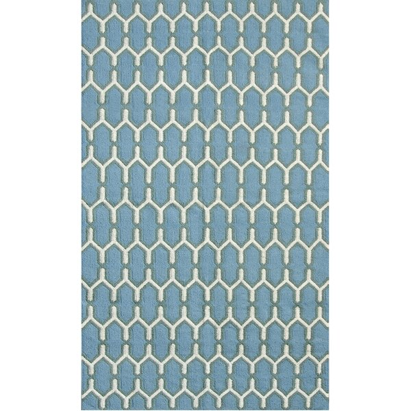 Welborn Sky Blue Area Rug by George Oliver