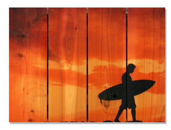 Beach Boy Photographic Print by Gizaun Art