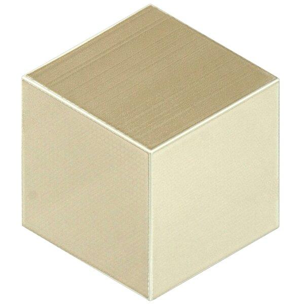 Concrete 8.88 x 10.13 Porcelain Field Tile in Beige/Tan by EliteTile
