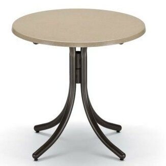 Werzalit 30 Round Chat Table by Telescope Casual