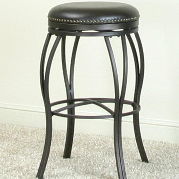 Orleans 30 Swivel Bar Stool by Red Barrel Studio