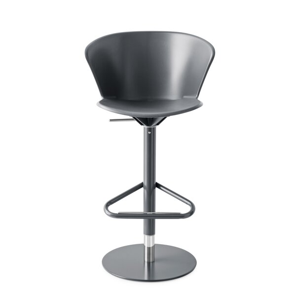 Bahia - Swivel stool by Calligaris