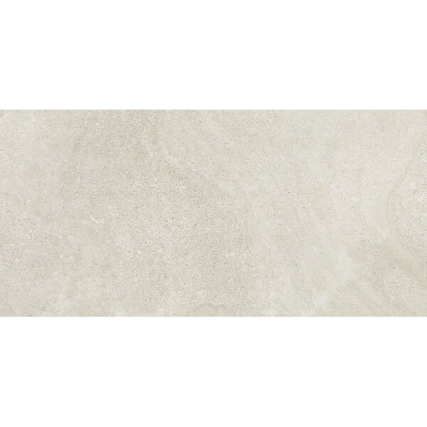 Absolute 18 x 36 Porcelain Field Tile in Ash by Madrid Ceramics
