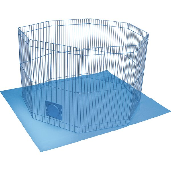 Small Animal Playpen by Super Pet
