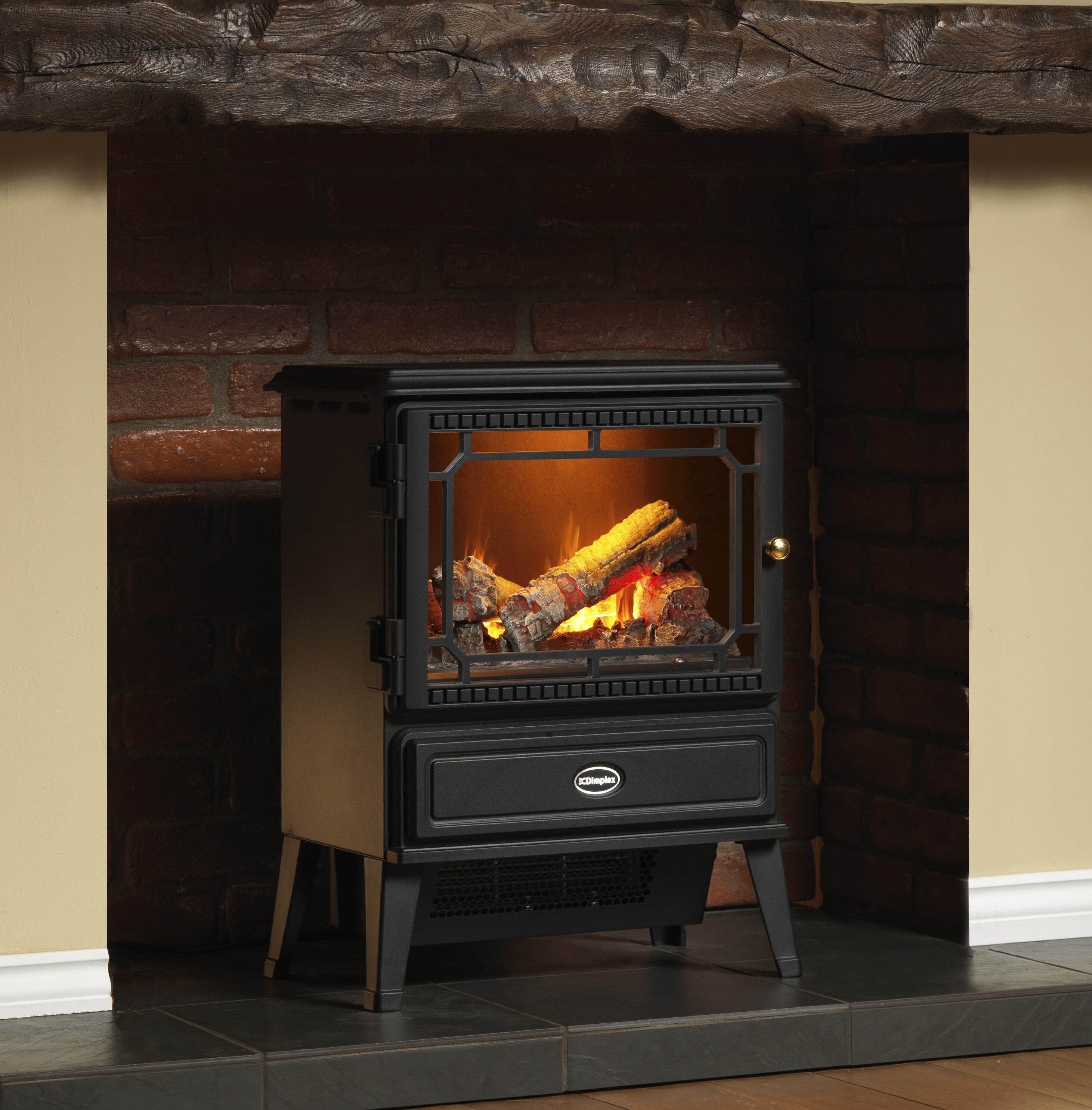 pdp electric reviews decor most realistic fireplace birch lane corwin
