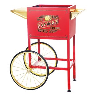 Princeton Replacement Popcorn Machine Cart by Great Northern Popcorn