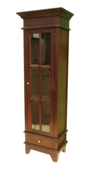 Fruitwood Accent Cabinet by D-Art Collection