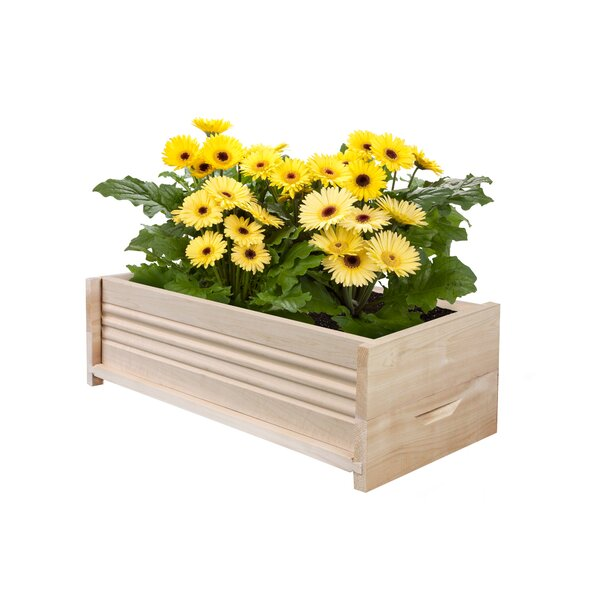 Cedar Planter Box by Greenes Fence