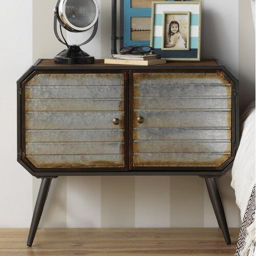 Nachttisch Whigham Laurel Foundry | Schlafzimmer > Nachttische | Holz | Laurel Foundry