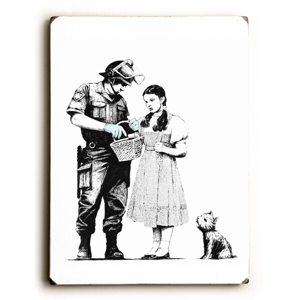 Dorothy by Painting Print on Wood by Wrought Studio