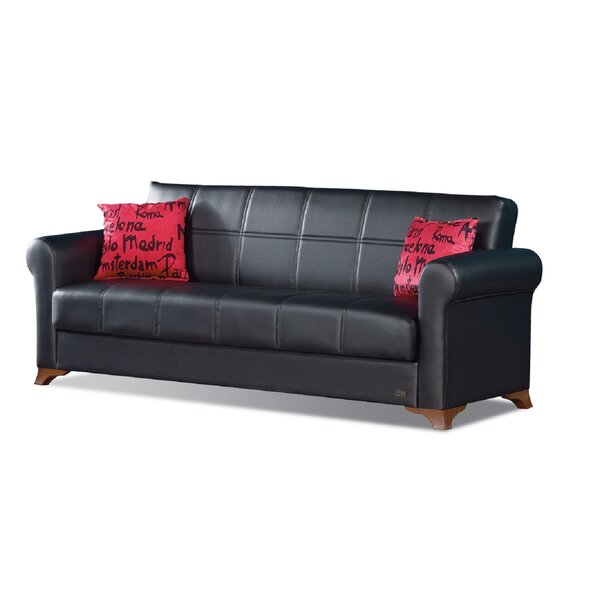 Harlem Sleeper Sofa by Beyan Signature