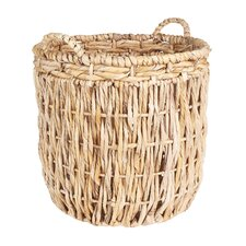 Cottage and country storage baskets