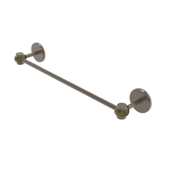 Satellite Orbit One 24 Wall Mounted Towel Bar by Allied Brass