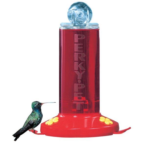 Perky Pet 8 oz Hummingbird Feeder by Woodstream