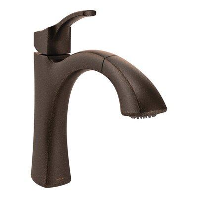 Moen Kitchen Faucet Single Handle Reflex Duralock Oil Rubbed Bronze Faucets