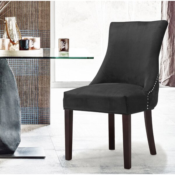 Lampert Upholstered Dining Chair (Set of 2) by House of Hampton
