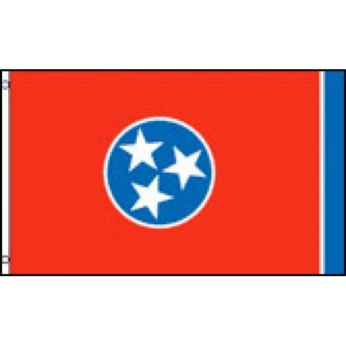Tennessee State Traditional Flag by NeoPlex