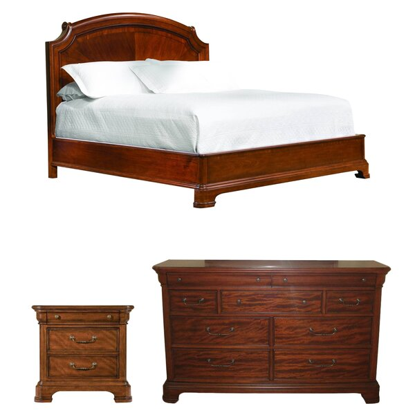 Edith Platform Configurable Bedroom Set by Darby Home Co