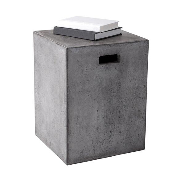 Spitzer Castor End Table by Trent Austin Design