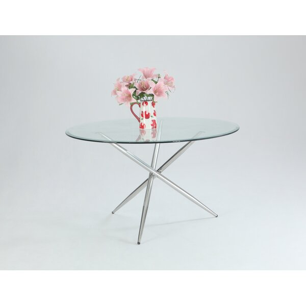 Patricia Dining Table by Orren Ellis Orren Ellis
