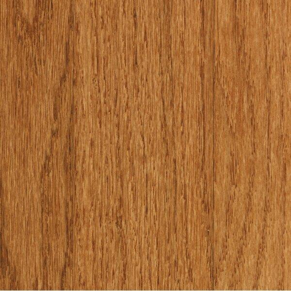 Port Madison 5 Engineered Oak Hardwood Flooring in Honeytone by Welles Hardwood