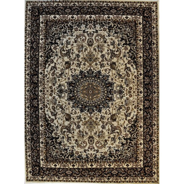 Pilarcitos Ivory Area Rug by Astoria Grand