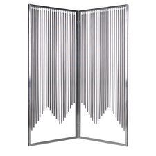 74 x 55 Ensemble Screen 2 Panel Room Divider by Screen Gems