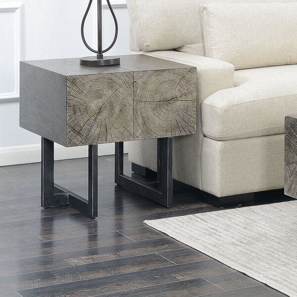 Mims End Table by Brayden Studio