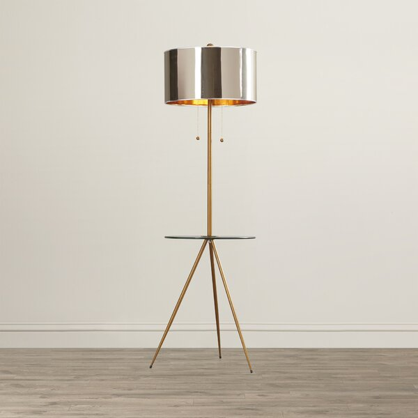 Miami 68 Tripod Floor Lamp by Corrigan Studio