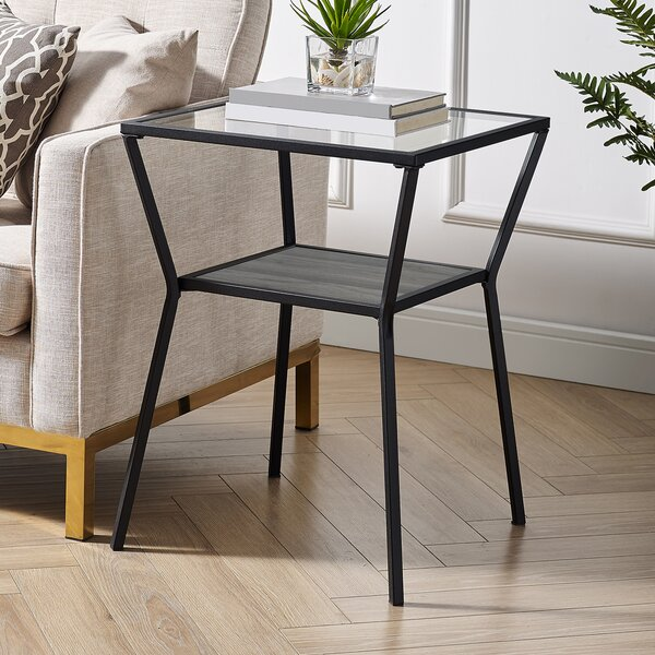 Huang End Table by Williston Forge