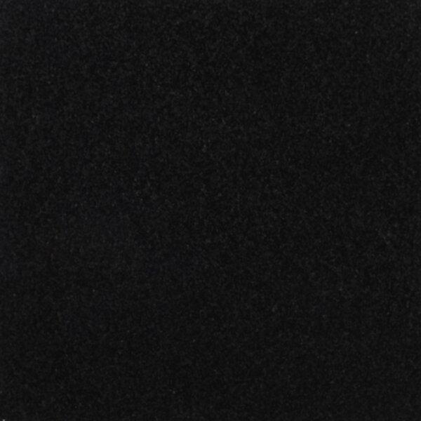 12 x 12 Granite Field Tile in Absolute Black by MSI
