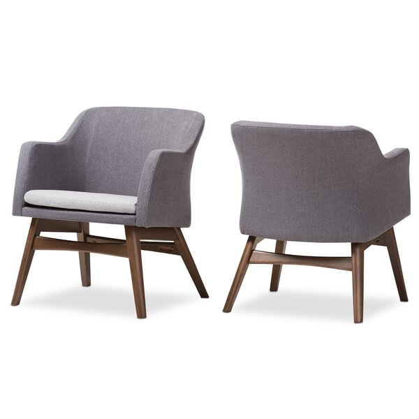 Victoria Armchair (Set of 2) by Wholesale Interiors