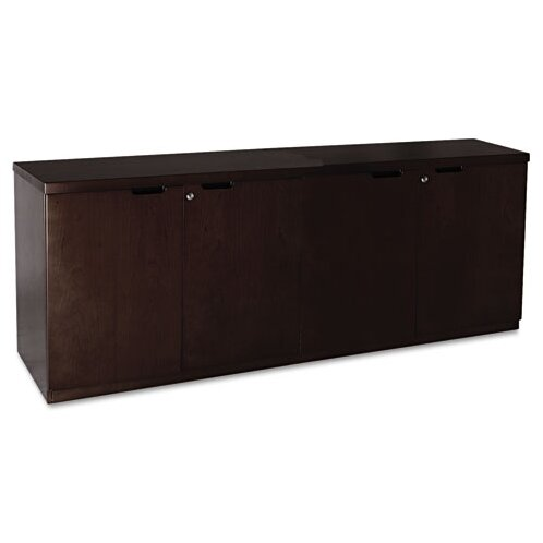 Mira Series 4 Door Credenza by Mayline Group