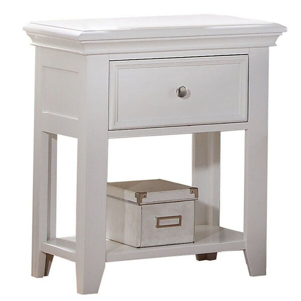 Ricka 1 Drawer Nightstand by Red Barrel Studio