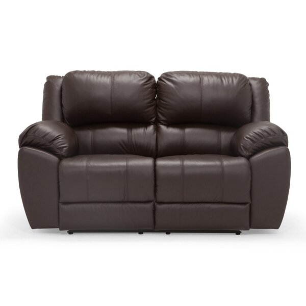Review Montgomery Reclining Loveseat
