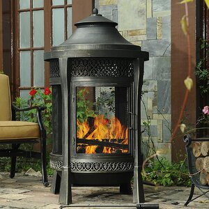 Cast Iron Outdoor Fireplaces & Fire Pits You\'ll Love | Wayfair.ca