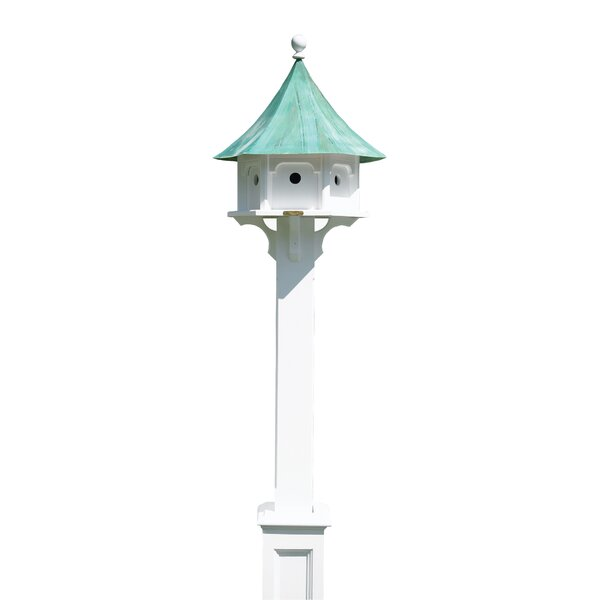 Lazy Hill Farm Hammersley Birdhouse Post by Good D