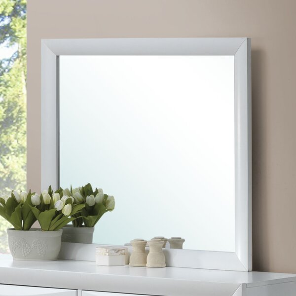 Medford Rectangular Dresser Mirror by Latitude Run