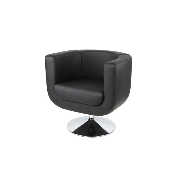 Bliss Barrel Chair by Whiteline Imports